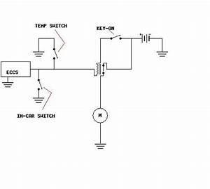 Electric Fan Wiring