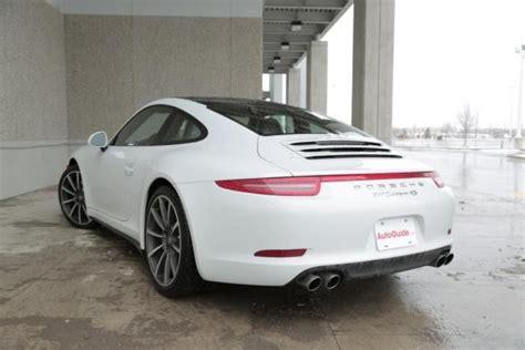 2013 Porsche 911 Carrera 4s Review