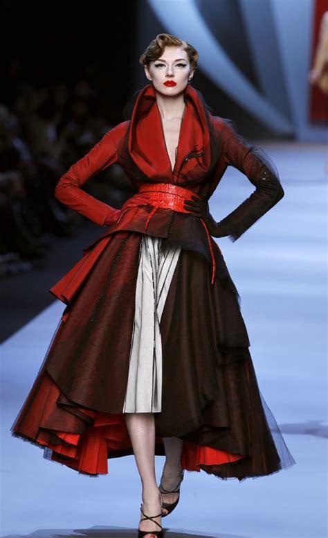 Photos Christian Dior Spring Haute Couture