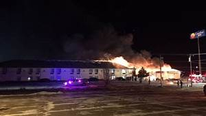 Update: Crews still on scene after early morning blaze at ...