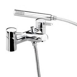 Bristan Prism Bath Shower Mixer by Bristan Prism Contemporary Pillar Bath Shower Mixer