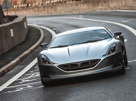 Rimac Concept One, World's First Electric Hypercar