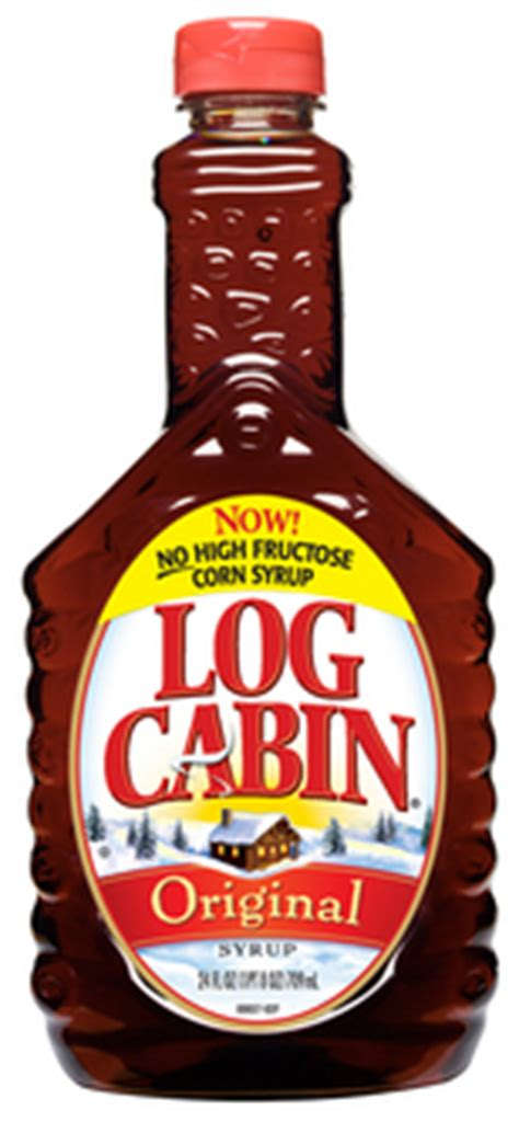 log cabin syrup log cabin syrup no more high fructose corn syrup fresh