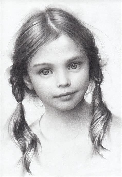 portrait   girl andrey belichenko  artstation