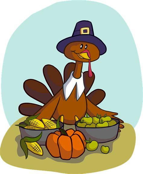 turkey food animal  vector graphic  pixabay