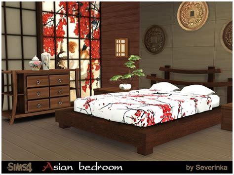 asian bedroom  severinka liquid sims