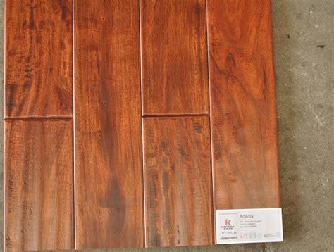 China Acacia Solid Wood Flooring (cm6068e77)  China Solid