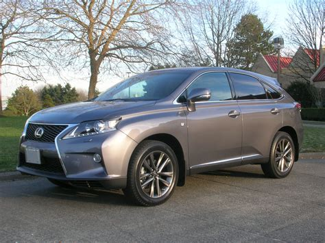2014 Rx 350 Review by 2014 Lexus Rx 350 F Sport Road Test Review Carcostcanada