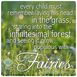 Fairy Quotes and Poems - About A Mom