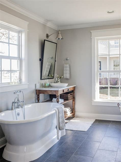 powder room basins top 10 fixer bathrooms daily dose of style