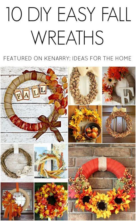 Best 25+ Homemade wreaths ideas on Pinterest Homemade