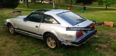 1983 Datsun 280zx Turbo by 1983 Nissan Datsun 280zx Turbo 2 2 2 Door 2 8l