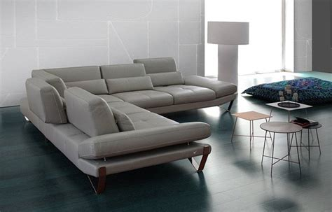 der rohe sofa luxury modern genuine sectional salinas california