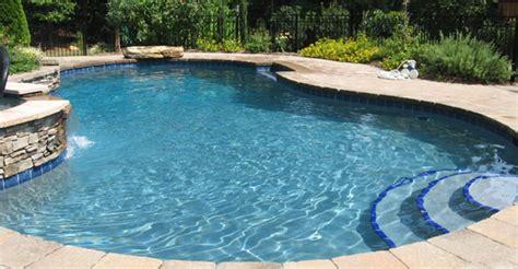 Inground Swimming Pools By Jim Hinson