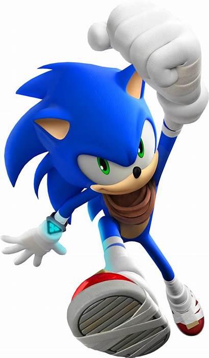Sonic Boom Running Hedgehog Jump Dash Transparent