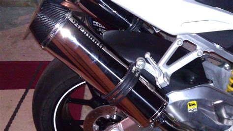 How To Polish Your Motorcycle Exhaust / Chrome
