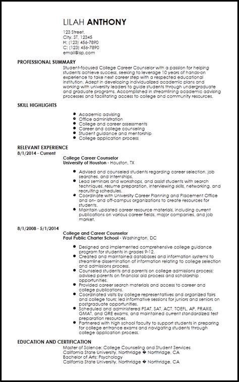 creative academic advisor resume templates resume
