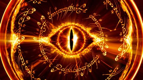 Lord Rings Sauron Eye