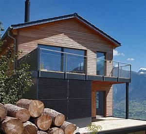 Haus Bauen Was Beachten : haus bauen in hanglage haus an hanglage bauen swisshaus ~ Michelbontemps.com Haus und Dekorationen