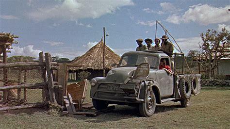 hatari truck cinemateca da saudade filme quot hatari quot 1962 de howard
