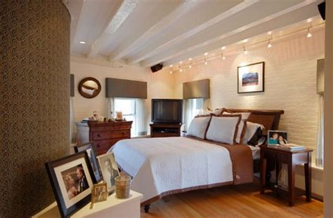 bedroom wall track lighting how to use track lighting for your home s interior