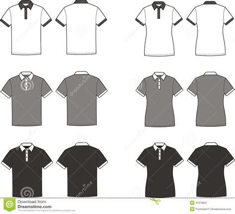 polos polo shirts collared polo t shirts stock image image 31618821