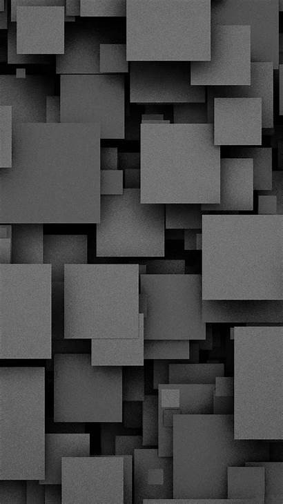 Iphone Pattern Dark Square Wallpapers Party Plus
