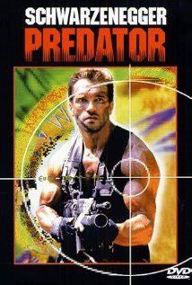 predator filmography arnold schwarzenegger