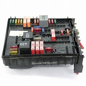 Vw Golf Mk5 Tdi Fuse Box Diagram