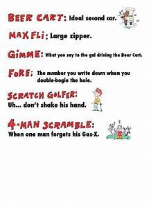 Golf Freebies Term