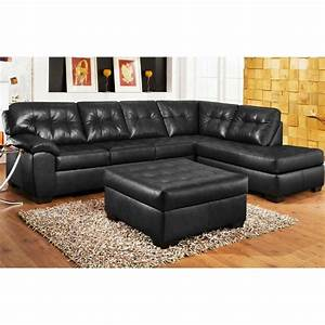 15 Best Collection of Black Leather Sectional Sleeper Sofas