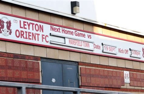Leyton Orient chairman: Giving Tottenham walkover would ...