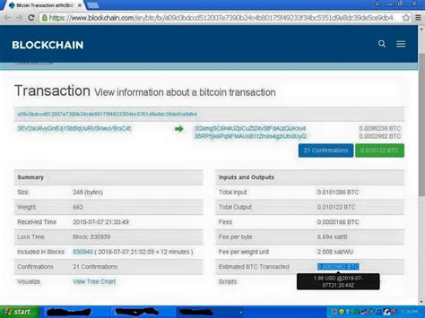 Develop bitcoin wallet bitcoin transaction id example this ensures paging by block height never misses txs. adclickxpress proof of withdrawal Crypto Amount 0.0002982 BTC Received at 07/07/2018 03:04 pm ...