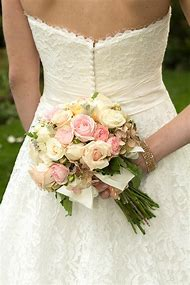 Wedding Flowers Bridal Bouquet Garden Roses