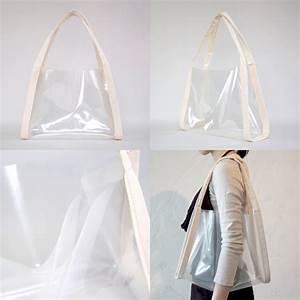 Transparent Bag 360° Variations   Made in Me Project  Transparent