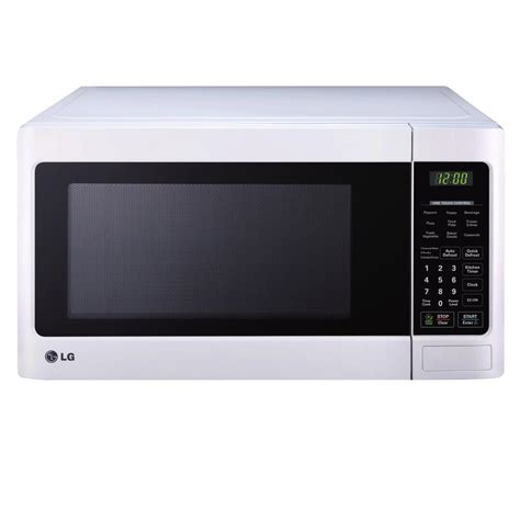lg microwave reviews countertop lg electronics 1 1 cu ft countertop microwave in smooth