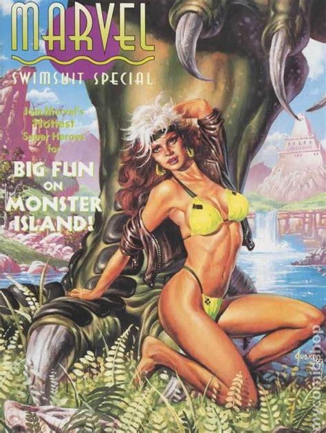 marvel swimsuit special  comic books