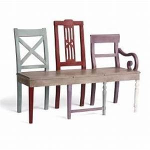 Grandin Road Artisan Bench 62855MUL Roads And Benches