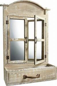 Home Affaire Deko : home affaire deko fenster mit spiegel und gef otto ~ Watch28wear.com Haus und Dekorationen