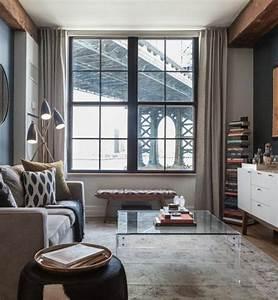 Décoration Appartement Moderne : 41 super photos pour meubler son appartement ~ Nature-et-papiers.com Idées de Décoration