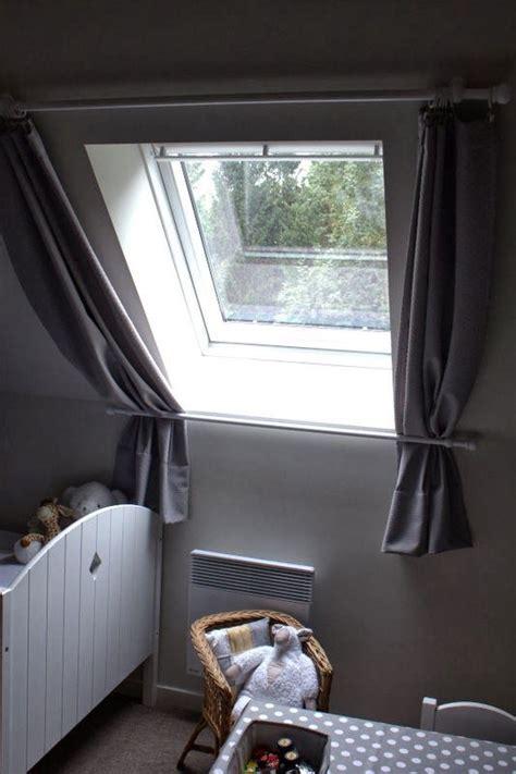 schraege gardinen ikeaideen dachfenster