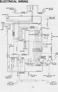 Need Wiring Diagram For A Bx1830 With A 722 Motor  I Took
