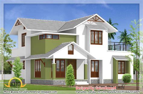 beautiful house elevation designs kerala home design  floor plans  houses