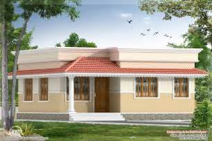 two house designs kerala style 2 bedroom small villa in 740 sq ft kerala home design and floor plans