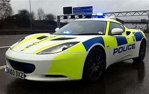 Voiture Police France : une lotus evora pour la police anglaise ~ Maxctalentgroup.com Avis de Voitures