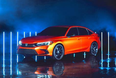 New 2022 honda civic hatchback revealed with manual option, two engines. First Look: 2022 Honda Civic | The Detroit Bureau