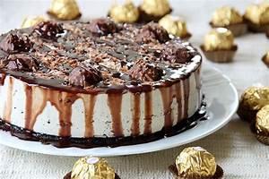 Ferrero Rocher Cheesecake - Ang Sarap