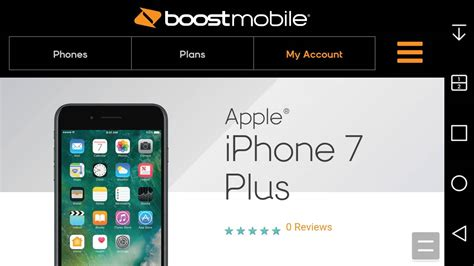 iphone boost mobile apple iphone 7 plus boost mobile