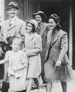 The gallery for --> Otto Frank And Family