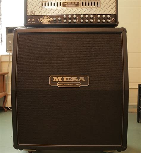 Mesa Boogie Cabinet Cover by Mesa Boogie Rectifier Standard 4x12 280w Slant Cabinet
